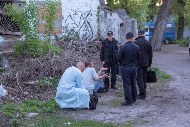 В Киеве нашли труп мужчины