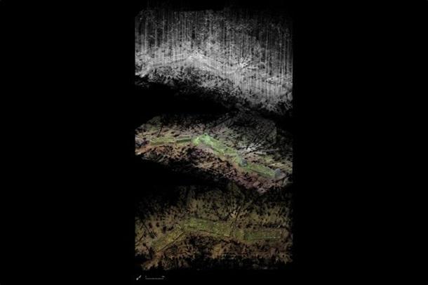 Археологи раскрыли предназначение руин в лесах Глазго