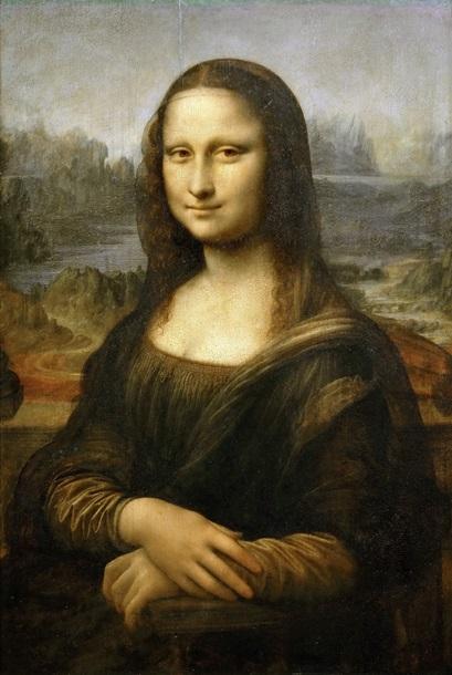 Шедевр да Вінчі  Мона Ліза  руйнується