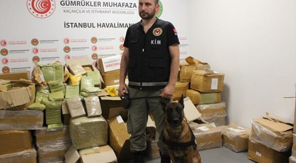 Картинки по запросу В аэропорту Стамбула изъяли рекордную партию наркотиков