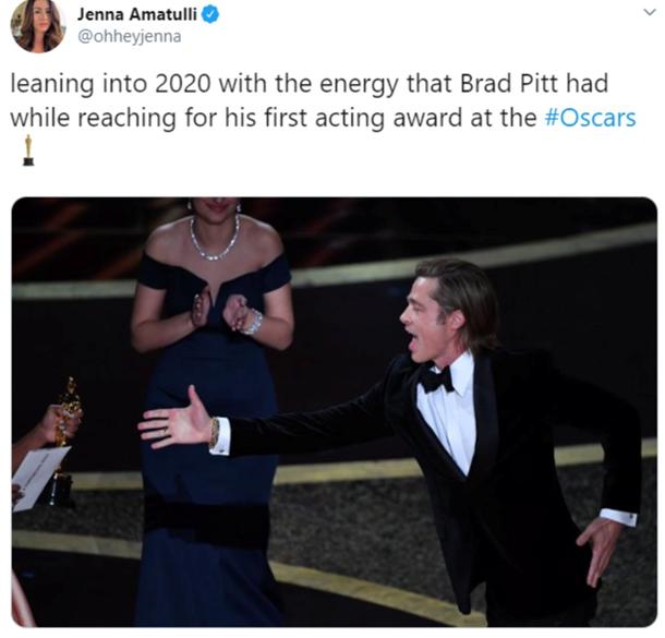 Оскар-2020: самые яркие мемы и комментарии о церемонии награждения