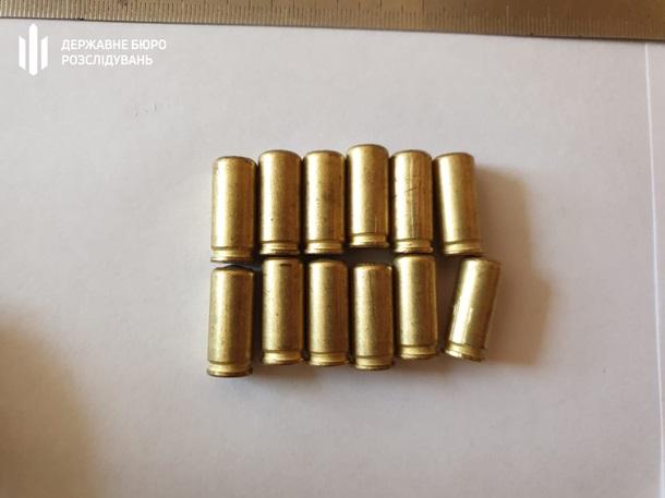 На Рівненщині п'яний нацгвардеец загубив пістолет