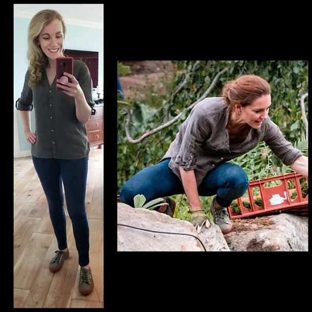 Поклонница Кейт Миддлтон тратит в месяц $30 тысяч на наряды, как у герцогини (ФОТО)