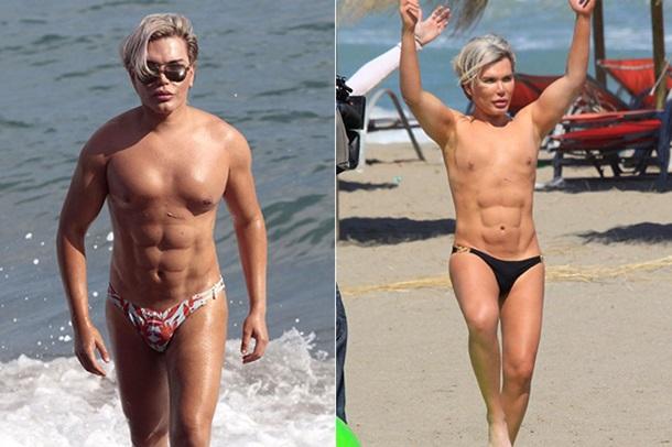 Похожий на Кена бразилец стал Барби и мечтает о ребенке. ФОТО