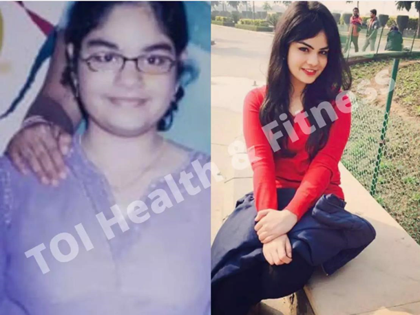 Девушка сбросила 43 кг после фиаско на физкультуре. ФОТО