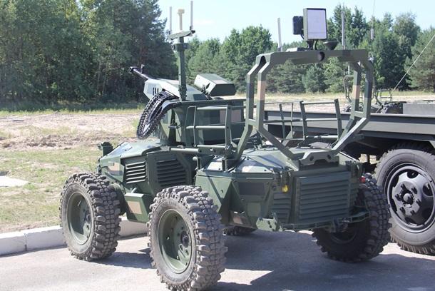 В Десне представили роботизированные платформы (ФОТО) 3