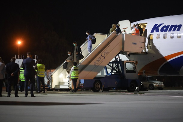 Пока все. В Украину прибыл последний рейс из Кабула (ФОТО) 7