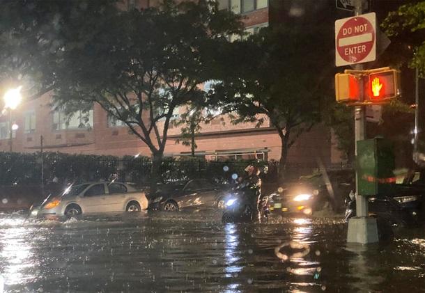 "Ураган ""Ида"" затопил Нью-Йорк - 8 погибших (ФОТО, ВИДЕО) 1"