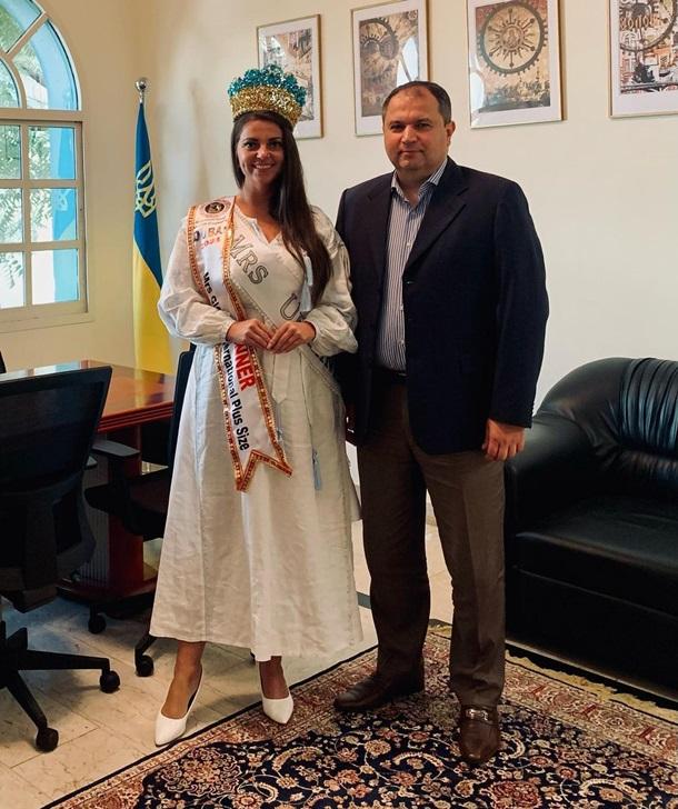 Украинка победила на конкурсе Мисс Мира Plus Size (ФОТО) 5