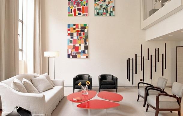 Интерьер квартиры - мебель - дизайн интерьера