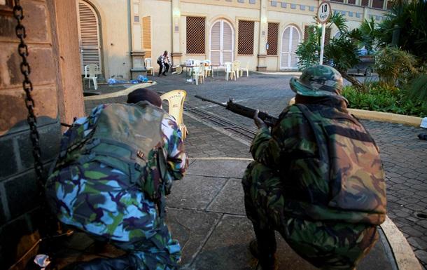 Военные, освобождавшие от боевиков ТЦ в Найроби, арестованы по обвинению в мародерстве