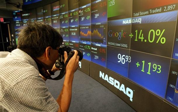 Очередной сбой парализовал индекс NASDAQ на час
