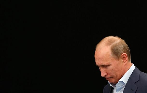 Путин возглавил рейтинг Forbes