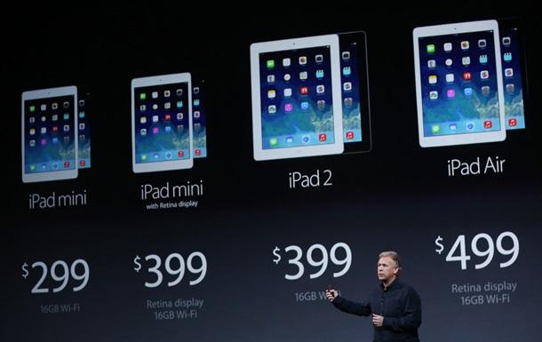 Похудевшая таблетка.  Воздушный  iPad порадовал экспертов начинкой и обликом, но не ценой