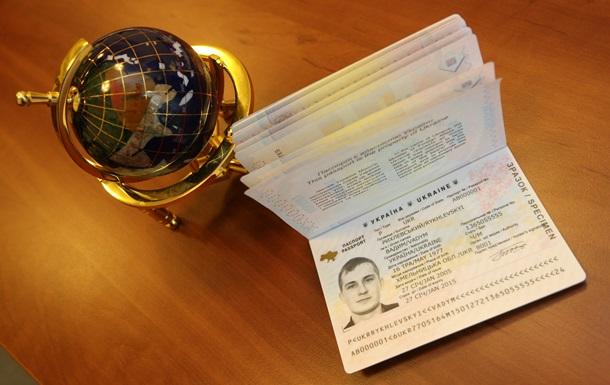 Визовый режим между Украиной и Россией