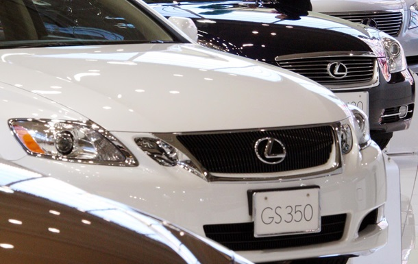 Самые надежные автомобили - Lexus