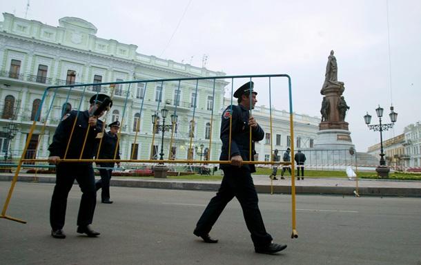 В Одессе пророссийские активисты проведут марш, несмотря на запрет суда