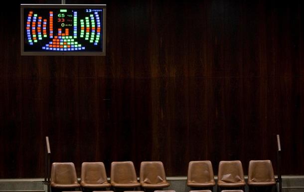 Парламент Израиля объявил Олланда персоной нон-грата