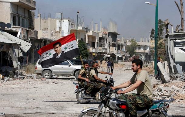 США подтверждают, что Израиль нанес удар по базе в Сирии