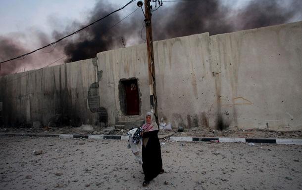 Четверо палестинцев погибли, пятеро израильских военных ранены в бою на границе сектора Газа