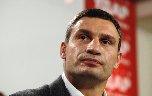 НГ: Кличко заменил Тимошенко