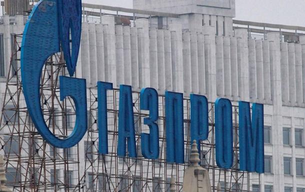 На фоне затянувшейся долговой перепалки с Киевом Газпром напомнил о  капающих процентах