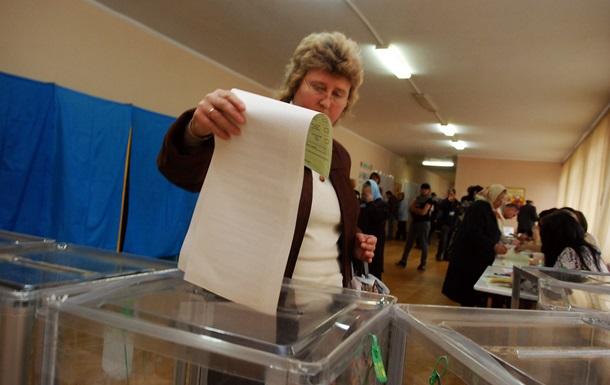 Первые международные наблюдатели зарегистрированы на довыборах в проблемных округах