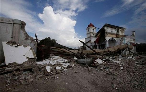 В центральной части Филиппин продолжаются афтершоки после мощного октябрьского землетрясения