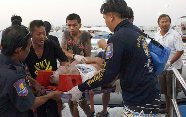 Капитан затонувшего парома в Таиланде объявлен в розыск
