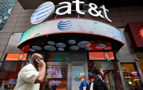 AT&T может приобрести крупнейшую в Европе мобильную сеть