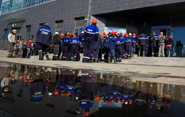 Конфликт между Нафтогазом и Газпромом затягивается - Ъ