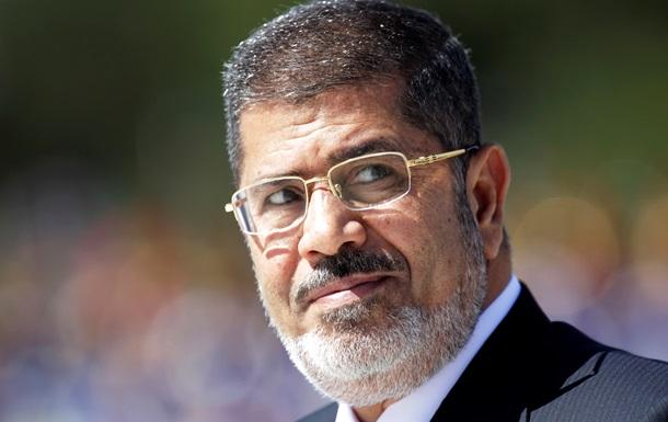 Мурси отказался надеть форму для предварительно заключенных