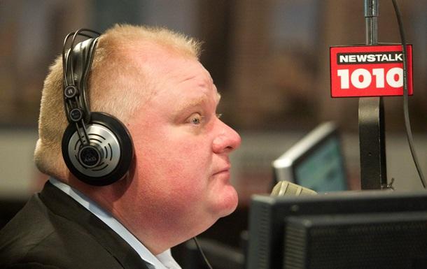 Мэр Торонто, уличенный в употреблении наркотиков, извинился за  кучу глупостей , но уходить в отставку не будет