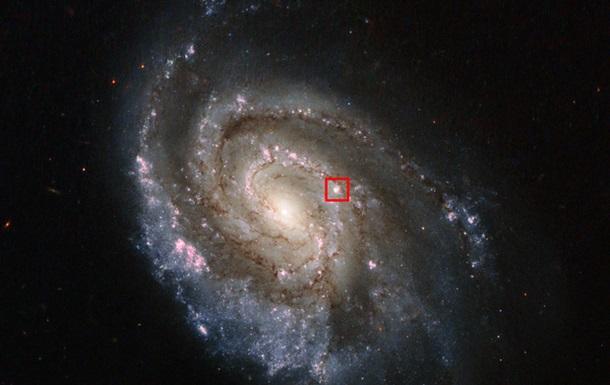 Хаббл обнаружил сверхновую в созвездии Индейца