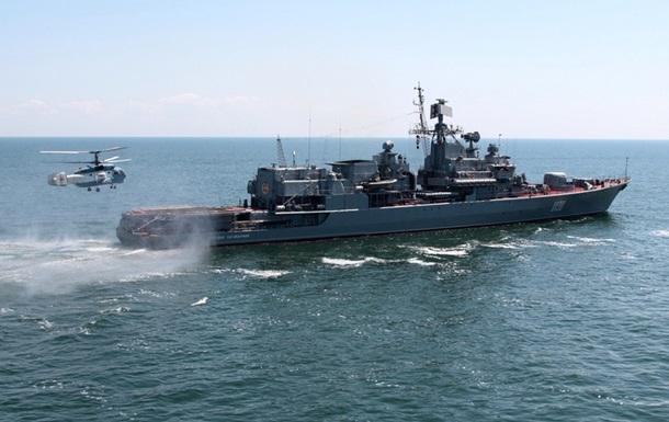 Украинские моряки предупредили нападение на гражданское судно