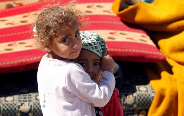 ООН: Более девяти миллионов жителей Сирии стали беженцами