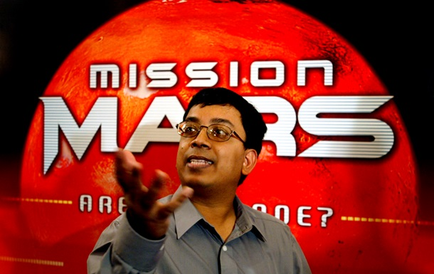 Индия впервые запускает марсианский зонд