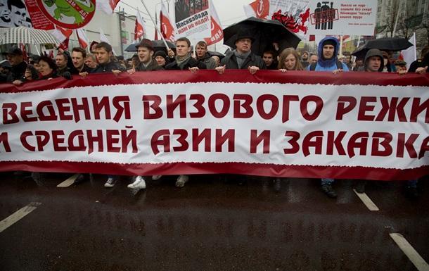 В Петербурге после Русского марша зарезали двух мигрантов