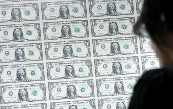Доллар побил годовой рекорд на межбанке