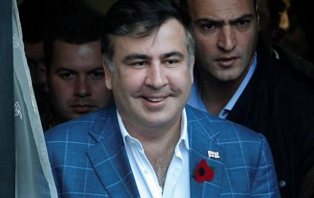 Саакашвили наградил грузинским орденом нашеукраинца, возглавлявшего Укрспецэкспорт