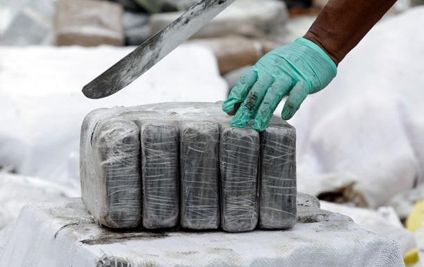 В Москве изъяли около 100 килограммов героина