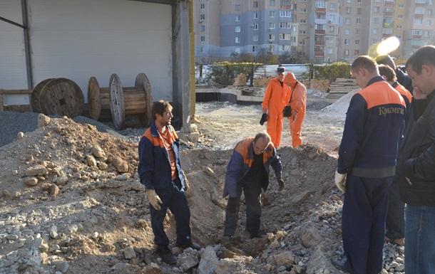 В результате повреждения газопровода часть микрорайонов Симферополя осталась без газа