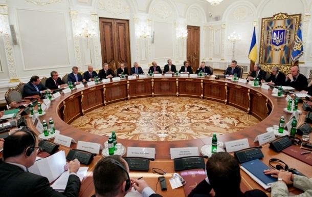 Ъ узнал детали встречи Януковича с инвесторами: Президента убеждали в важности СА с ЕС, указывая на рейдерство и проблемы в судах