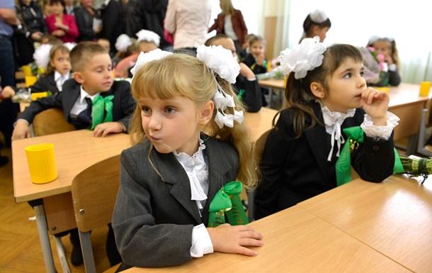 Украинская милиция предлагает завести на детей идентификационые карты с отпечатками пальцев