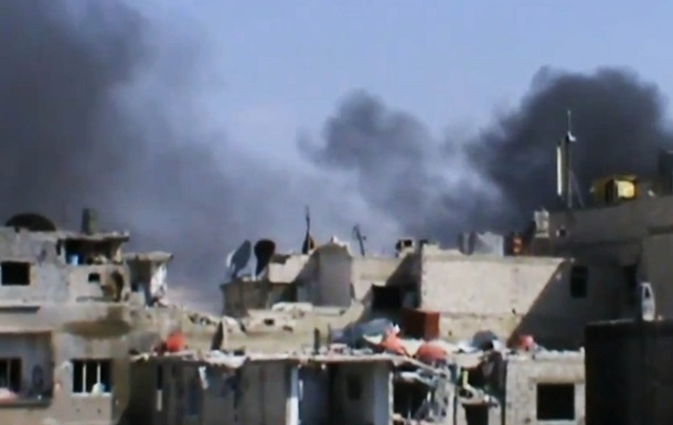 Взрыв прогремел в центре Дамаска, восемь человек погибли