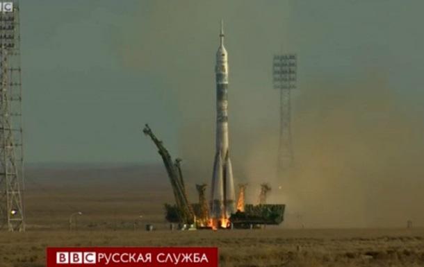 Олимпийский факел запустили в космос