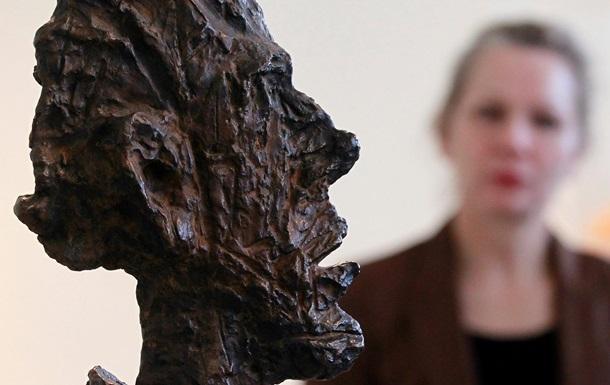 Большую голову Диего скульптора Джакометти продали за $50 миллионов