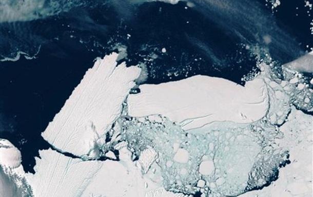 Под антарктическими ледниками нашли  полосы торможения