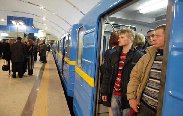 Злоумышленник проглотил золотую цепочку, украденную у пассажира киевского метро