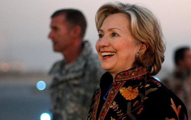 Опросы в США: У Хиллари Клинтон большие шансы победить на следующих президентских выборах
